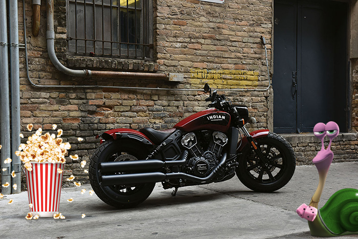 INDIAN SCOUT last
