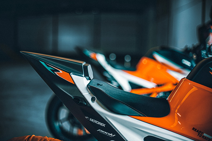 KTM 1290 SUPER DUKE RR Detail
