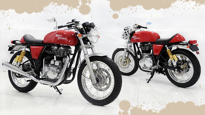 2013 RoyalEnfield CafeRacer 535