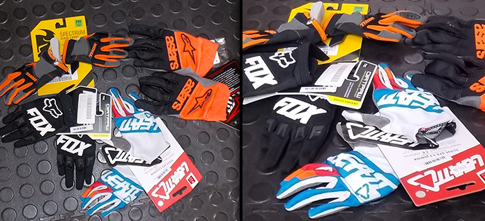 gloves kit